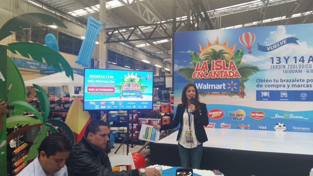 Walmart te invita a disfrutar del verano en familia en la Isla ...