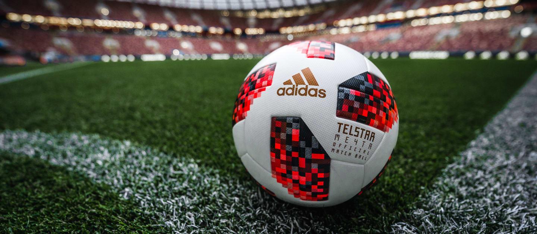 adidas Football presenta el balón oficial de la fase eliminatoria Rusia  2018™ de328a2ee5eb3