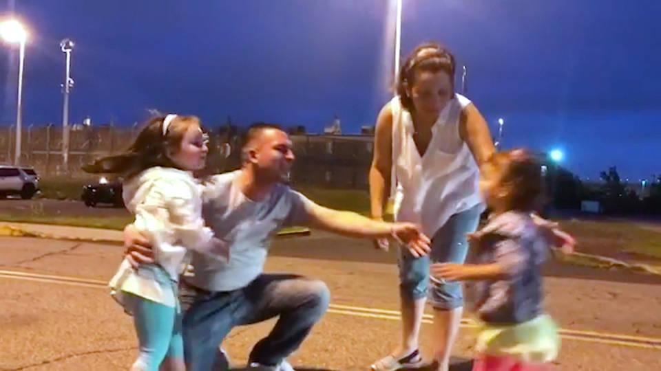 Liberan a ecuatoriano detenido en Estados Unidos