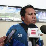 Amarini en entrevista Selección Nacional