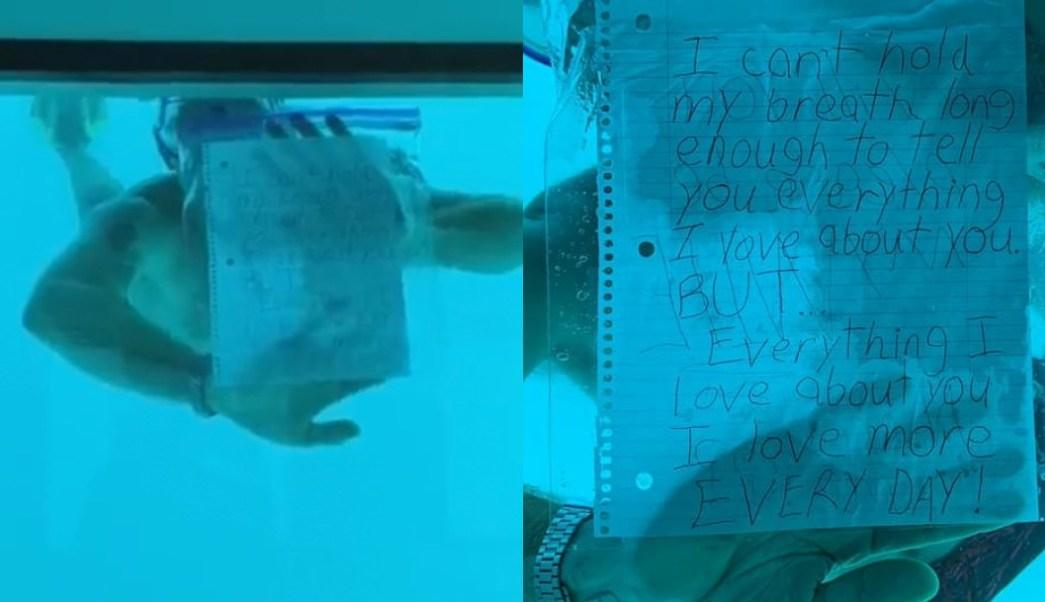 Novio muere ahogado