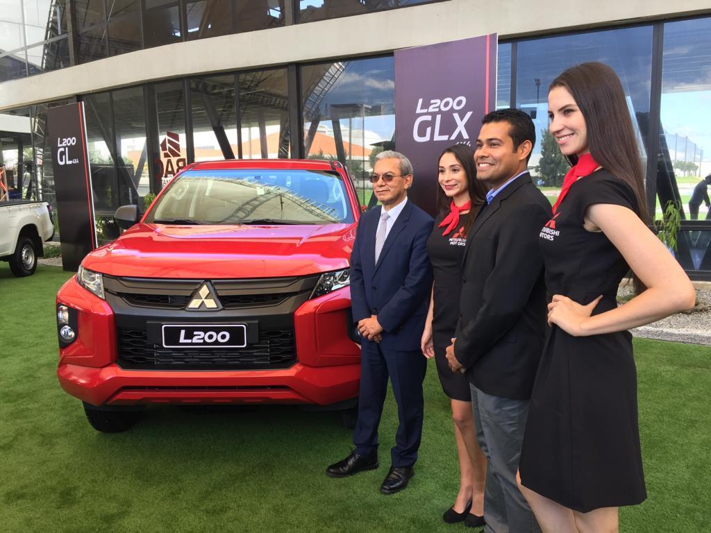 Compro Mitsubishi L200 En Guatemala Excel Inaugura En Guatemala La Nueva Era De Los Pick Ups Con El