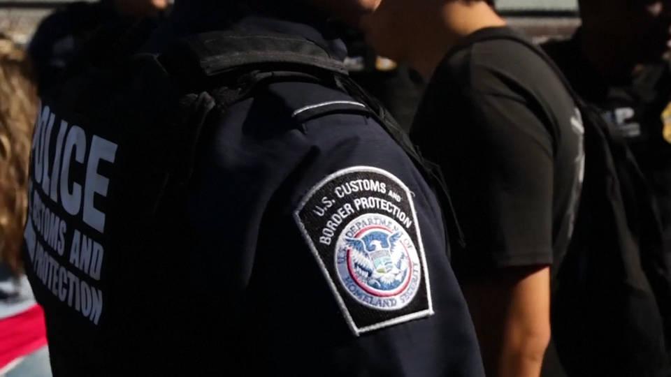 mexicana patrulla fronteriza