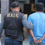 Víctor Caal fue capturado por violación.