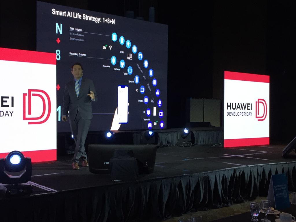 Huawei Developer Day Guatemala