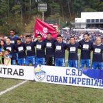 Cobán Imperial derrotó 1-0 a Sanarate y se clasificó directo a las semifinales del torneo, luego de ganar la fase de clasificación. (Foto: Eduardo Sam)