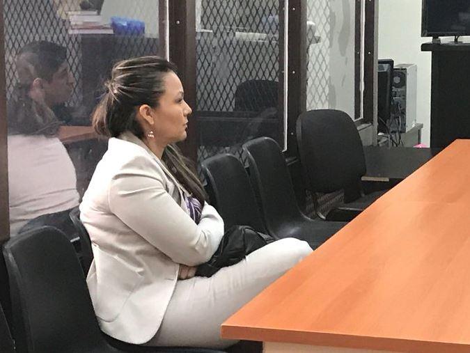 La sentencia contra Marcos Odilia González García, esposa del exalcalde del Puerto de San José, Jorge Rizzo, quedó anulada. (Foto: Twitter)