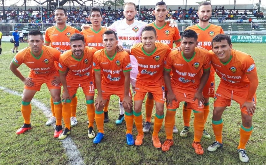 Siquinalá asumió el liderato del torneo por una mejor diferencia de goles que Comunicaciones e Iztapa. (Foto: Liga Nacional)