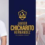 """El mexicano Javier """"el Chicharito"""" Hernández jugará con el Galaxy de la MLS. (Foto: Twitter)"""