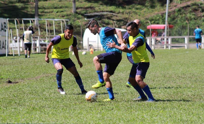 Cobán Imperial se prepara para su visita contra el Deportivo Guastatoya, en la segunda jornada del Clausura 2020. (Foto: Cobán Imperial)