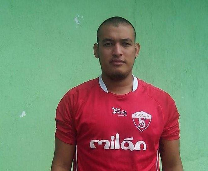 El futbolista Jorge Cutforth fue asesinado a balasos en una gasolinera en el ingreso al municipio de San Antonio, Suchitepéquez. (Foto: Cristian Soto)