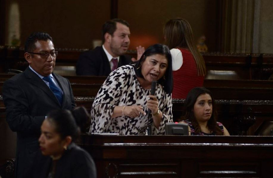 Los implicados en el caso Delia Bac por la supuesta creación de la aldea fantasma El Paxtal en Sumpango, Sacatepéquez, buscan declararse culpables.