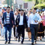 El ex embajador Hugo Rene Hemmerling, durante el gobierno de Otto Pérez Molina, se inscribió como candidato a Gobernador de Quetzaltenango. (Foto: Carlos Ventura)
