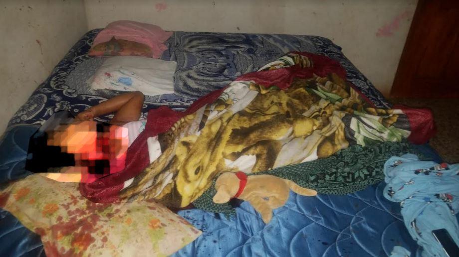 Héctor Juárez mató a su esposa Fermina Cabrera y después se suicidió por medio de envenenamiento, en Retalhuleu. (Foto: Cortesía)