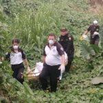 Los cuerpos de socorro encontraron el cuerpo en las aguas del Río Shuco. (Foto: Cortesía)