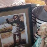 La pequeña Naomy Alexandra Chali Yoc falleció a causa de una bala perdida que impactó en su cabeza. (Foto: Captura de pantalla)