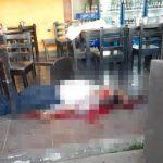 Eusebio Batista, de 37 años, fue acribillado por motosicarios en el municipio de San José La Máquina, Suchitepéquez. (Foto: Cristian Soto)