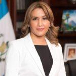 Hilda Marroquín de Morales, esposa del expresidente Jimmy Morales, fue citada a declarar para el próximo 13 de julio. (Foto: Twitter)
