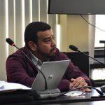 El pasado 16 de julio, el juzgado de mayor riesgo D, emitió orden de captura contra el exdiputado Rubén Pérez Betancourt. Dicho requerimiento se debe a su presunta vinculación al caso Asalto al Ministerio de Salud. (Foto: Canal Antigua)