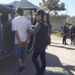 Las autoridades desarticularon a la banda Los Macheteros luego de capturar a tres de sus integrantes en Escuintla. (Foto: PNC)