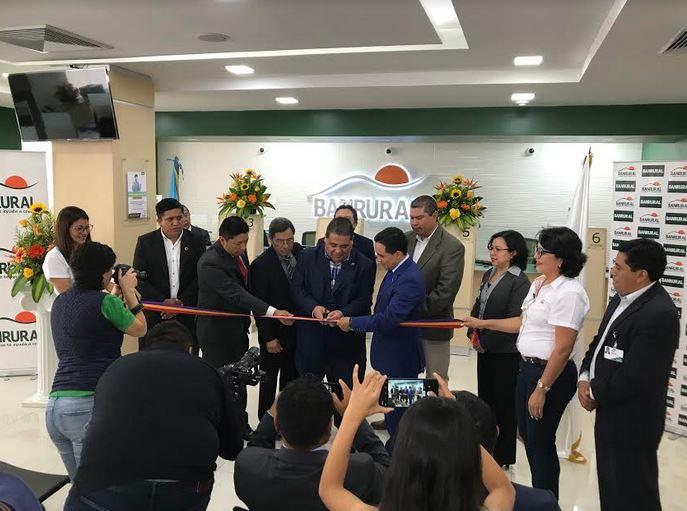La nueva agencia BANRURALestá ubicada en la 5 calle 4-50 zona 1, San Pedro Sacatepéquez, San Marcos. (Foto: Cortesía)