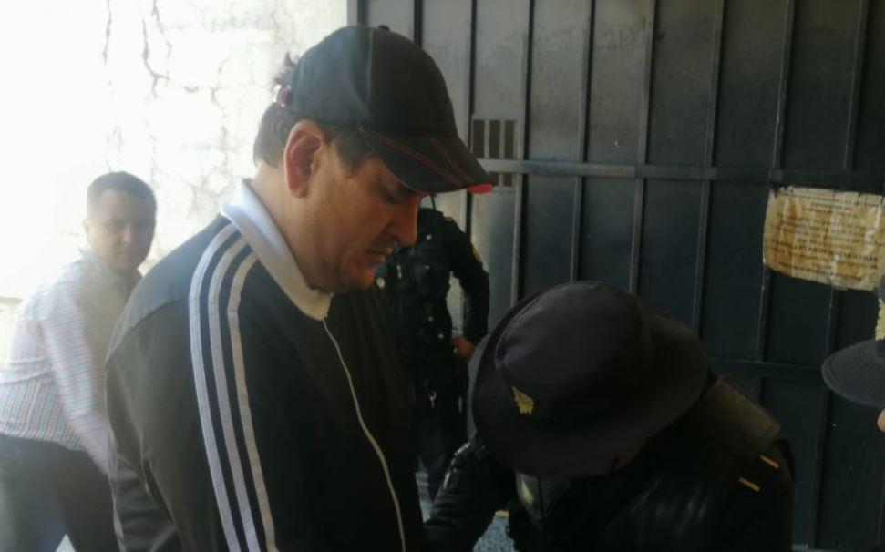 Gustavo Alejos fue recapturado este martes luego de que se comprobara que vulneró las medidas de coerción como resolución de un juez por el caso Red de Poder, Corrupción y Lavado . (Foto: El Periódico)