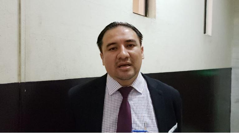 Marlón Pacheco dijo que la unidad a su cargo ya inició los procesos para el trámite de extradición de Thelma Aldana. (Foto: Cortesía)