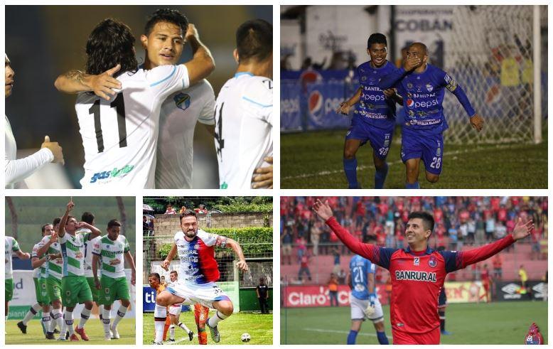 La séptima jornada del Clausura 2020 se disputará este miércoles. Tres partidos se juegan por la tarde y otros tres por la noche. (Foto: Twitter)