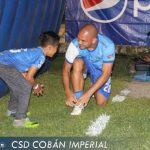 Los príncipes azules de Cobán Imperial suman solo 2 puntos de 12 posibles y son penúltimos en la tabla del Clausura 2020. (Foto: Cobán Imperial)