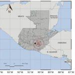 Conred se encuentra en alerta y en pleno monitoreo debido a una serie de sismos que han ocurrido durante las últimas 24 horas. (Foto; Twitter)