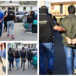 La PNC y el MP realizaron varios operativos contra extorsionistas en varios puntos de la Ciudad Capital, Alta Verapaz y Chiquimula. (Foto: PNC)