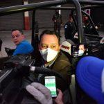 El diputado fue capturado en Quetzaltenango al conducirse fuera del horario del toque de queda. Después fue puesto en libertad. (Foto: Cortesía)