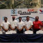 Los organizadores presentaron el GT Challenge Las Américas en el Hotel Camino Real. (Foto: Cortesía)