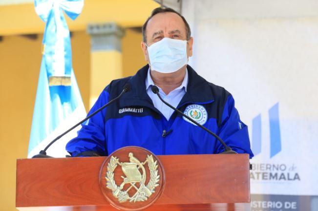 El Presidente Alejandro Giammattei advirtió enérgicamente a que podría declarar estado de sitio en Santa Catarina Ixtahuacán y Nahualá, Sololá. (Foto: Archivo)