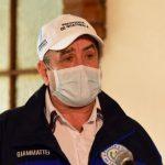 Alejandro Giammattei confirmó que los casos de Coronavirus en Guatemala ahora suman 32. (Foto: SCSP)