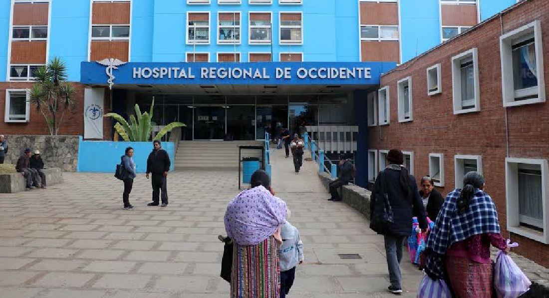 El Hospital Regional de Occidente está equipado para tratar posibles casos de Coronavirus, pero no cuenta con una ambulancia para trasladar pacientes. (Foto: Carlos Ventura)