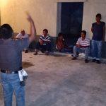 A partir de este viernes comenzó a funcionar un albergue para indigentes en Patulul, Suchitepéquez. (Foto: Cristian Soto)