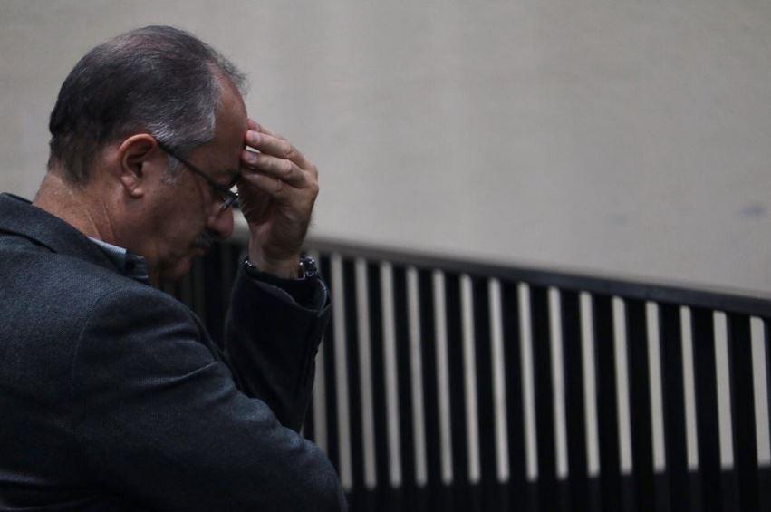El expresidente del Congreso de la República, Pedro Muadi, fue condenado este lunes a 30 años de cárcel y deberá pagar una multa de más de Q4 millones. (Foto: República)