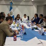 La Comisión de Asuntos Electorales escuchó a los candidatos a magistrados del Tribunal Supremo Electoral -TSE-. (Foto: Cortesía)
