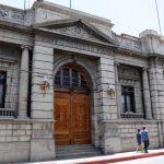 Un trabajadora del Congreso de la República dio positivo por COVID-19. El edificio será sanitizado entre el 21 y 24. (Foto: Archivo)