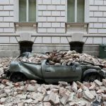 Un terremoto sacudió Croacia este domingo. La magnitud del evento sísmico fue de 5.3 grados. (Foto: Twitter)