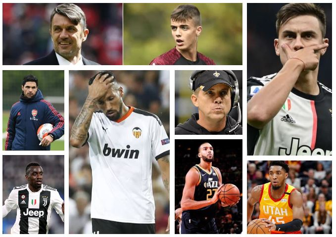 El deporte tambien sufre las consecuencias del Coronavirus en todos los países del mundo. (Foto: Twitter)