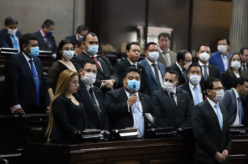 Los diputados del Congreso aprobaron dos préstamos por US$450 millones para la crisis del Coronavirus. (Foto: Congreso de la República)