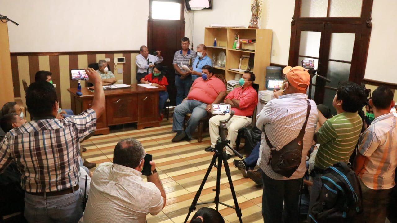 Los mazatecos recibierán una exoneración en los pagos de servicios municipales durante marzo, abril, mayo y junio. (Foto: Cristian Soto)