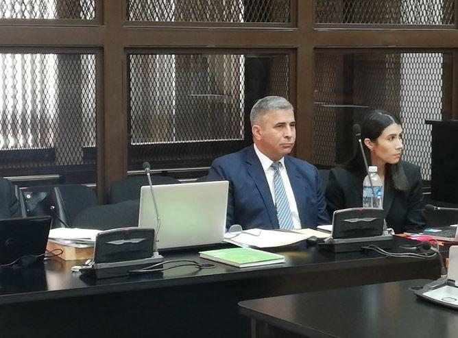 El militar Erick Melgar Padilla busca separar al juez Miguel Ángel Gálvez del caso de Manipulación de Justicia. (Foto: El Periódico)