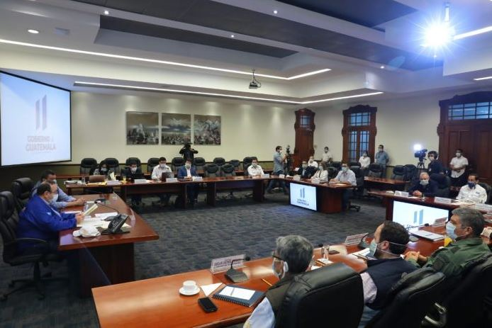 El Decreto Gubernativo entra en vigencia a partir de este domingo en el país. (Foto: AGN)