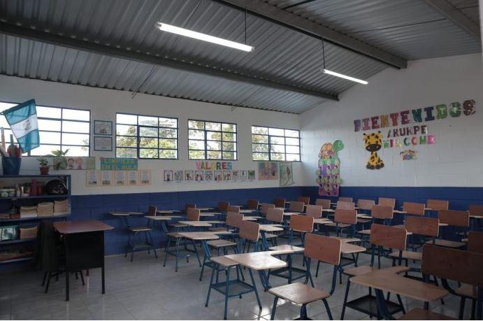 Las clases están suspendidas por los próximos 21 días, debido a la emergencia nacional por Coronavirus. (Foto: AGN)