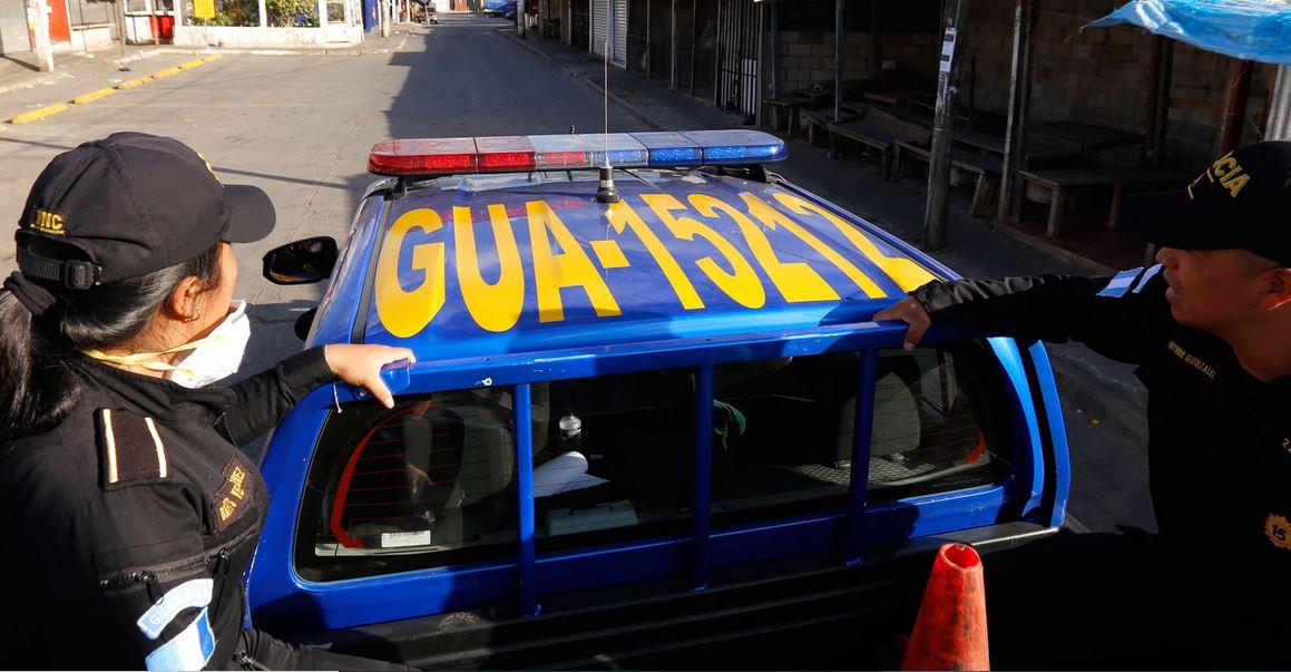 Las personas que incumplan el toque de queda deberán pasar entre 15 y 30 días arrestados. (Foto: Diario de C.A.)