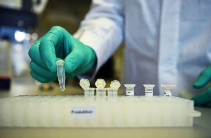 El presidente Alejandro Giammattei anunció el ingreso de 37 mil 500 pruebas de COVID-19 al país. (Foto: Infobae)