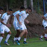 La Selección Nacional afina los últimos detalles previo al juego contra los panameños. (Foto: Fedefut)